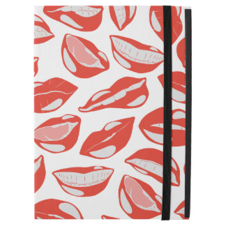 """Red Lips ready to kiss iPad Pro 12.9"""" Case"""