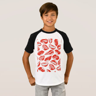 Red Lips ready to kiss T-Shirt