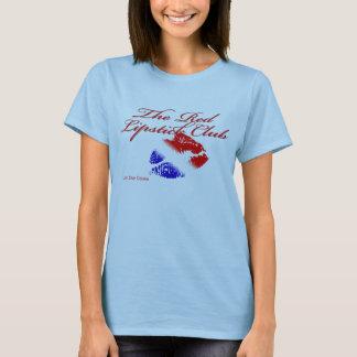 Red Lipstick Club T-Shirt