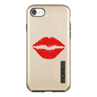 Red Lipstick Incipio DualPro Shine iPhone 7 Case