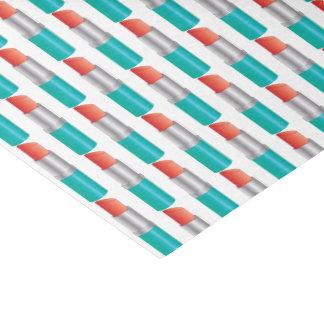 Red Lipstick Pattern Tissue Paper