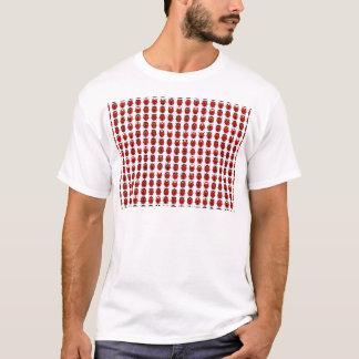 Red Little Ladybugs T-Shirt