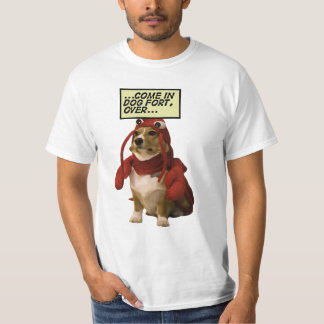 Red Lobster from Dog Fort T-Shirt