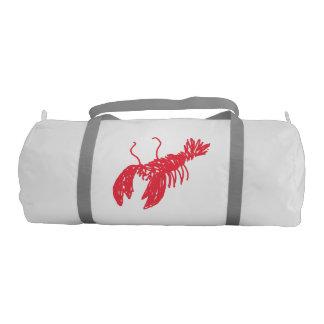 Red Lobster Gym Bag