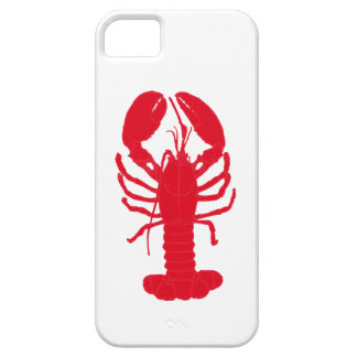 Red Lobster Tales Case For The iPhone 5