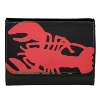 Red Lobster Wallet For Women