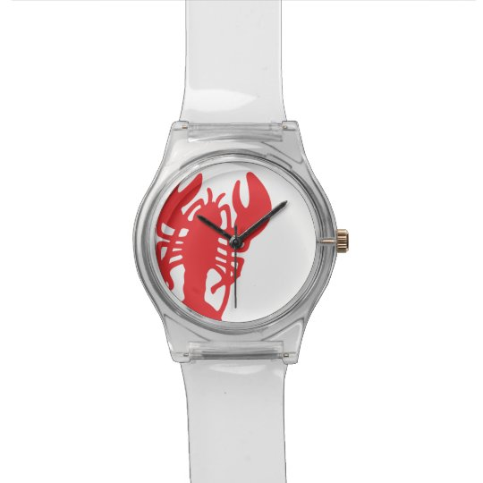 Red Lobster Wrist Watches