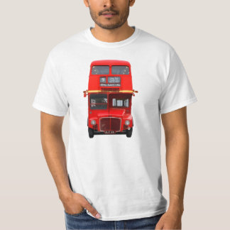 Red London Bus Shirts