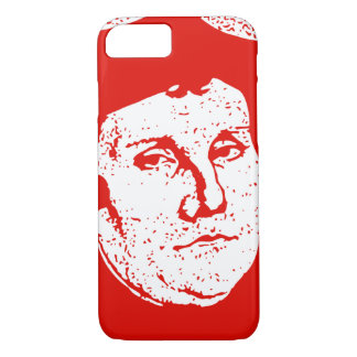 Red Luther iPhone 7 Case