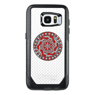Red Machinery Otterbox Phone Case