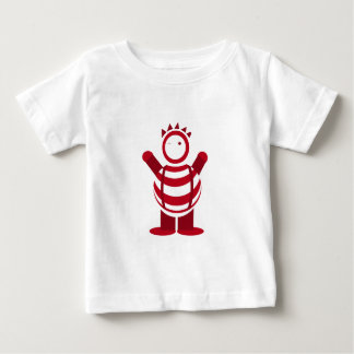 Red man baby T-Shirt