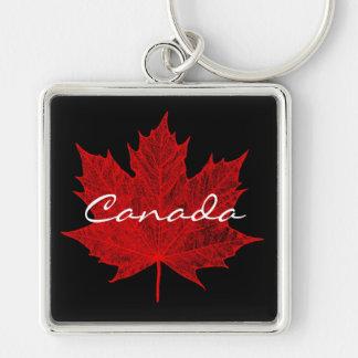 Red Maple Leaf- Canada Keychain