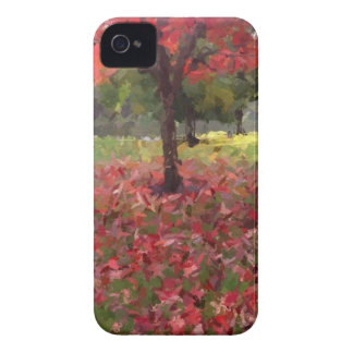Red Maple Tree Photography iPhone 4 Cases