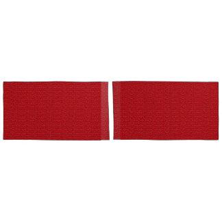 Red Marble Decorative Designer Pillowcases