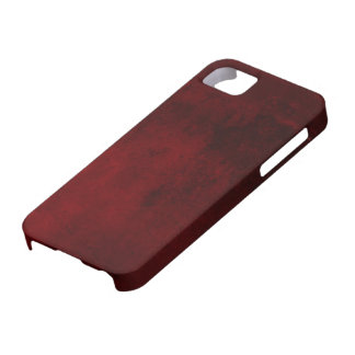 Red Marble iPhone 5 Case Mate Case