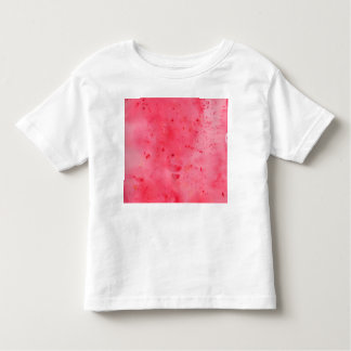 Red Marble Watercolour Toddler T-shirt