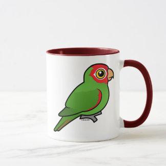 Red-masked Parakeet Mug