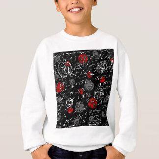 Red mind sweatshirt