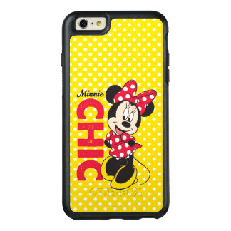 Red Minnie | Chic OtterBox iPhone 6/6s Plus Case
