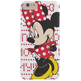 Red Minnie | Cute Barely There iPhone 6 Plus Case