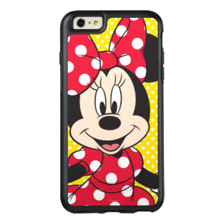 Red Minnie | Cute Closeup OtterBox iPhone 6/6s Plus Case