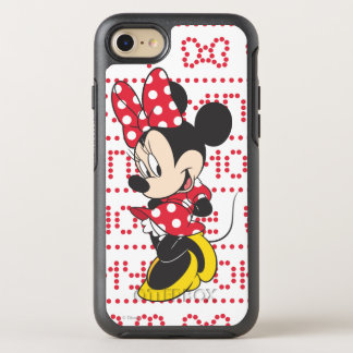 Red Minnie | Cute OtterBox Symmetry iPhone 7 Case