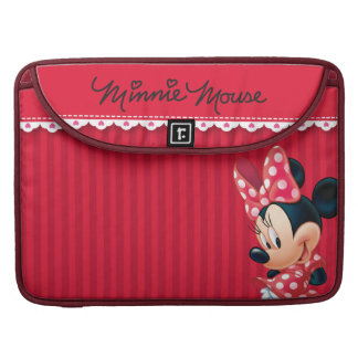 Red Minnie | Cute Sleeve For MacBook Pro