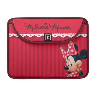 Red Minnie | Cute Sleeve For MacBooks