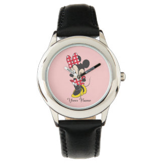 Red Minnie | Cute Watch