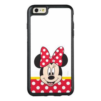 Red Minnie | Polka Dots OtterBox iPhone 6/6s Plus Case