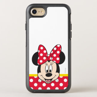Red Minnie | Polka Dots OtterBox Symmetry iPhone 7 Case