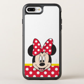 Red Minnie | Polka Dots OtterBox Symmetry iPhone 7 Plus Case