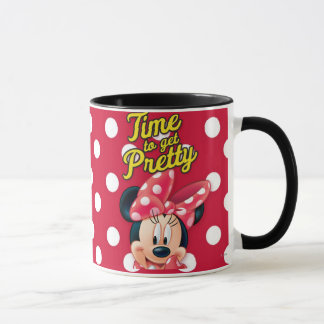 Red Minnie | Pretty Mug