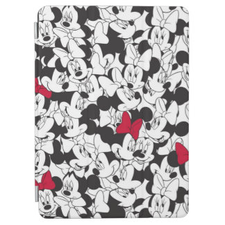 Red Minnie | Red Bow Pattern iPad Air Cover
