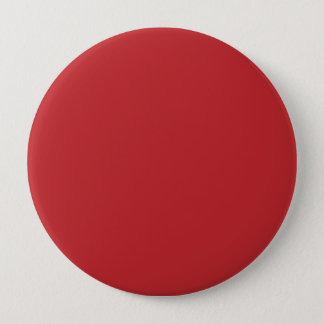 Red   Morocco, Morocco 4 Inch Round Button