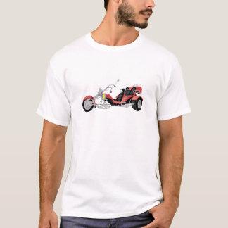 red motorcycle trike T-Shirt