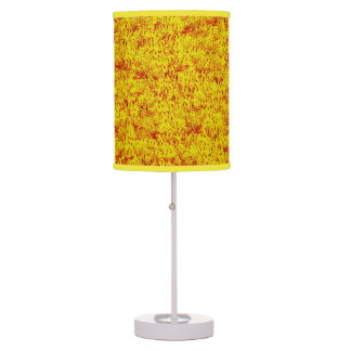 Red Mountain Decorative Yellow Lamp Shades