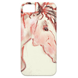Red Mustang iPhone 5 Covers