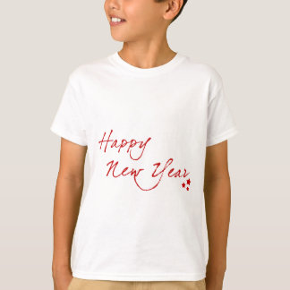 Red New-Year #2 T-Shirt