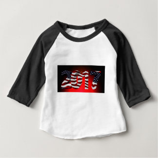 Red New-Years-Day Baby T-Shirt