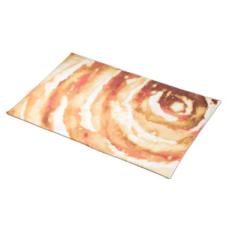 Red Night Sky Placemats