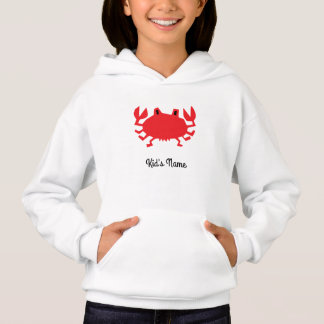 Red of sea crab