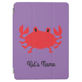 Red of sea crab iPad air cover