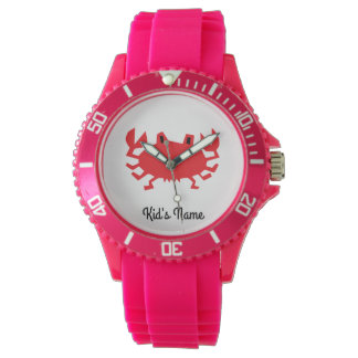 Red of sea crab watch