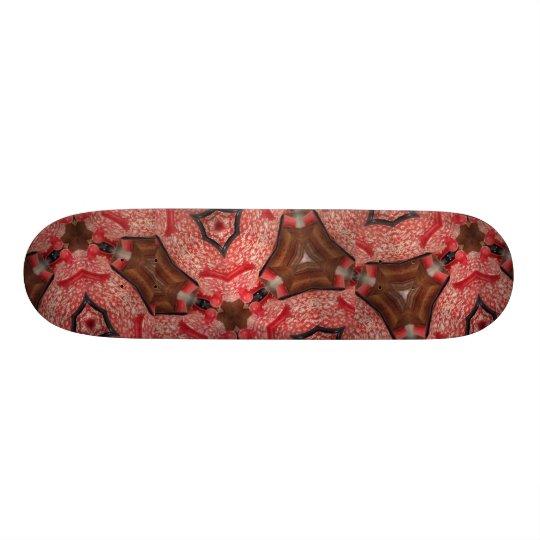 Red Ollie Skateboard Decks