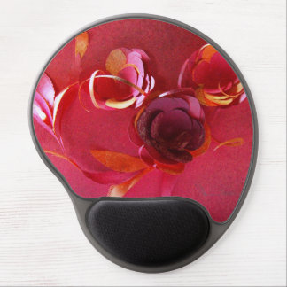 Red on Red by Robert E Meisinger 2014 Gel Mouse Pad