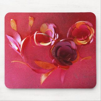 Red On Red by Robert E Meisinger 2014 Mouse Pad