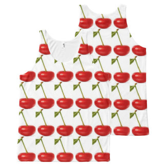 RED ONE All-Over-Print TANK TOP