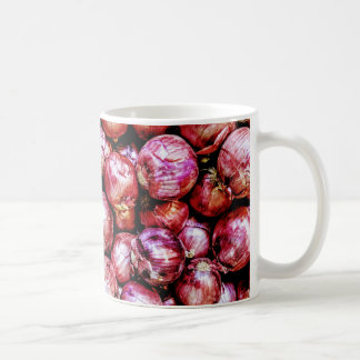 Red Onion Coffee Mug