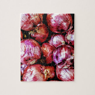 Red Onion Jigsaw Puzzle